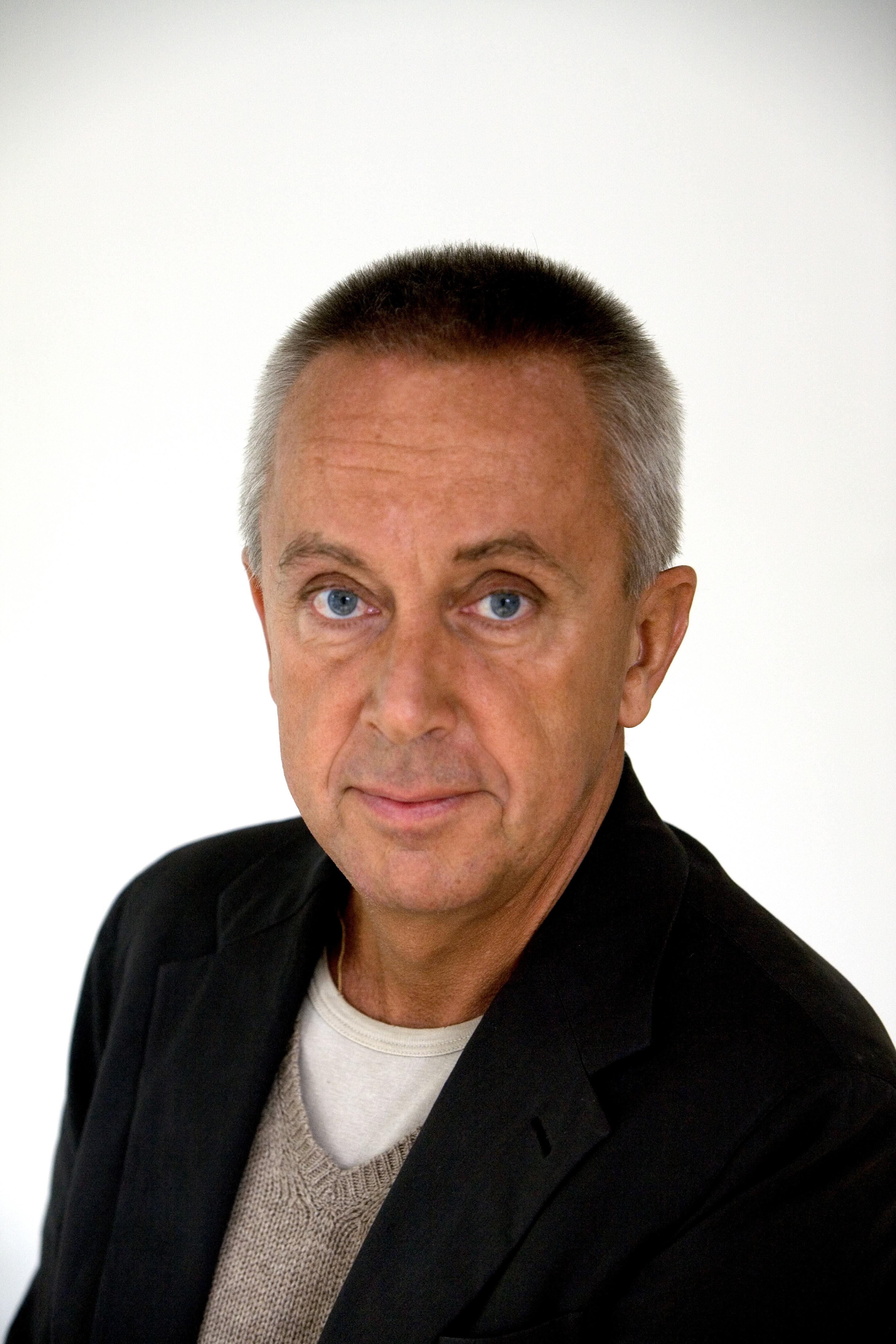 Christopher Gillberg till pressbilder