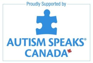Autism Speaks Canada Logo Family Services Grant