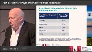 Dr. Anthony Bailey on Why are Psychiatric Comorbidities Important?