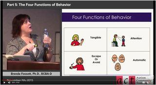Brenda Fossett - Positive Behavior Support