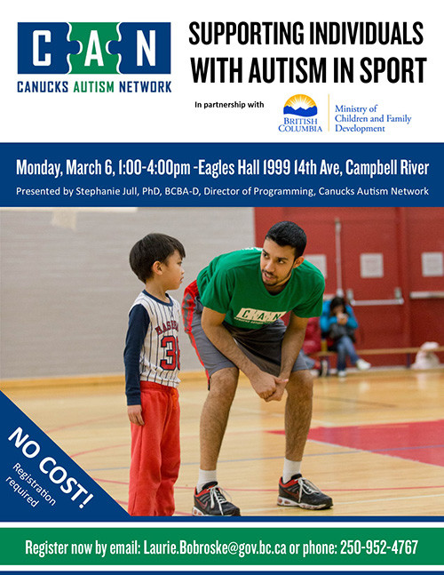 Supporting Individuals with Autism in Sport