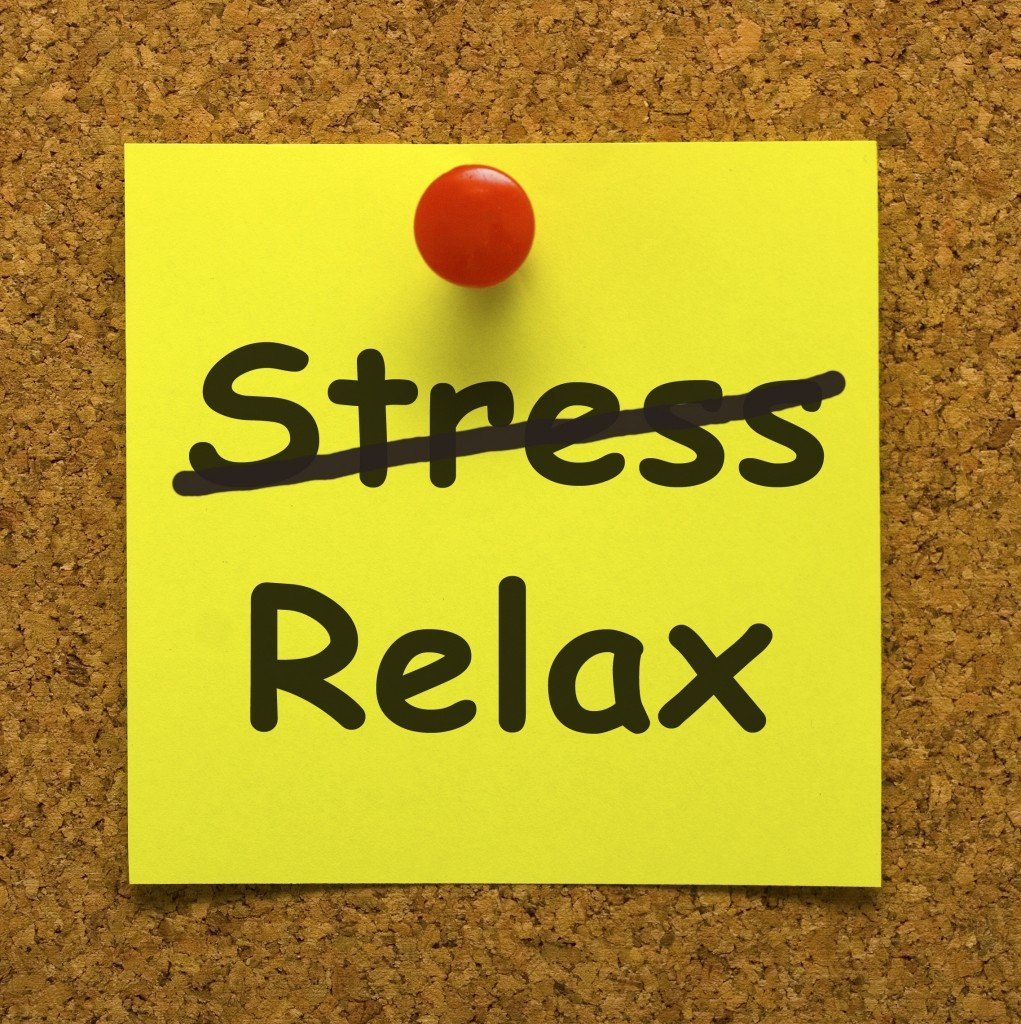Dealing with Stress & Relaxation for ASD.
