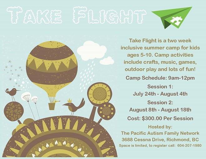 Take Flight Summer Camp
