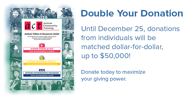 Help Support Act And Double Your Donation 50 000 In Matching Funds