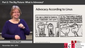 Essentials of Advocacy