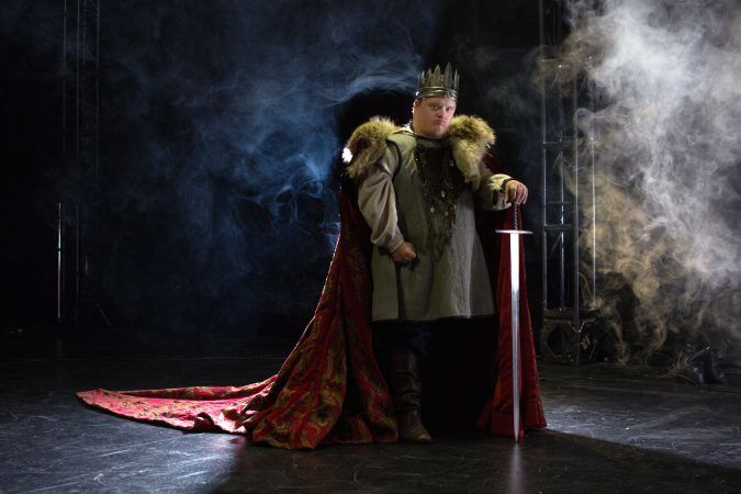 King Arthur's Night: Relaxed Performance