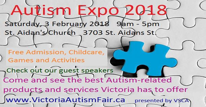 Victoria Autism Expo and Workshop 2018