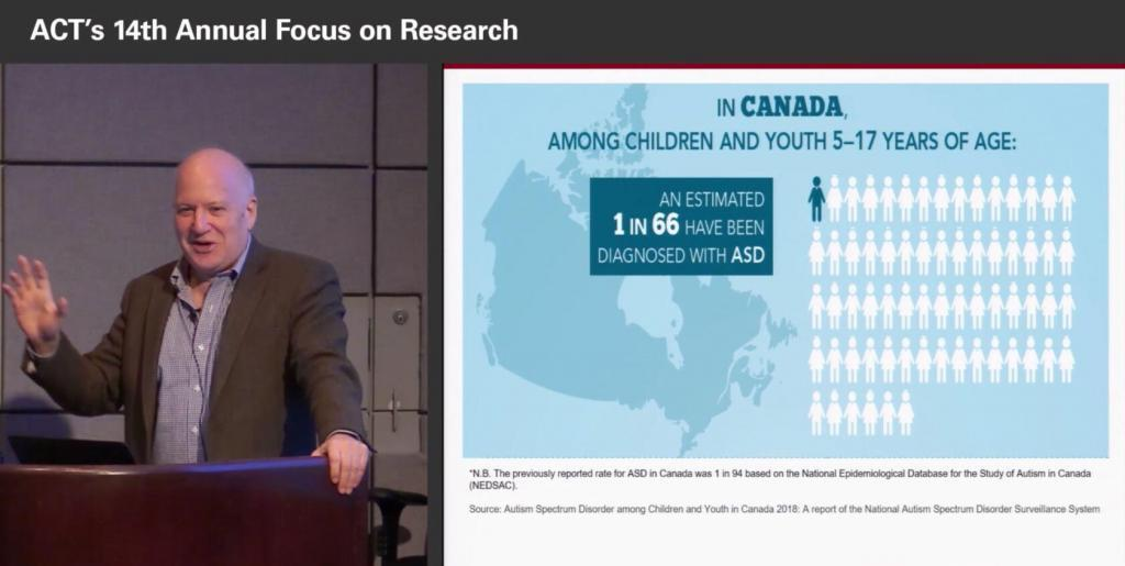 Professor Anthony Bailey - Autism Prevalence among Youth in Canada