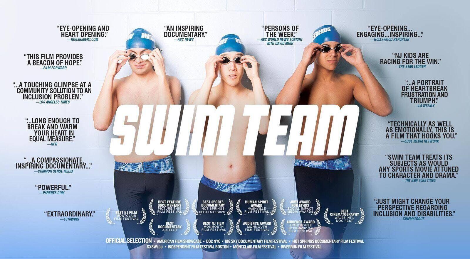 Swim Team - Vancouver Premiere!