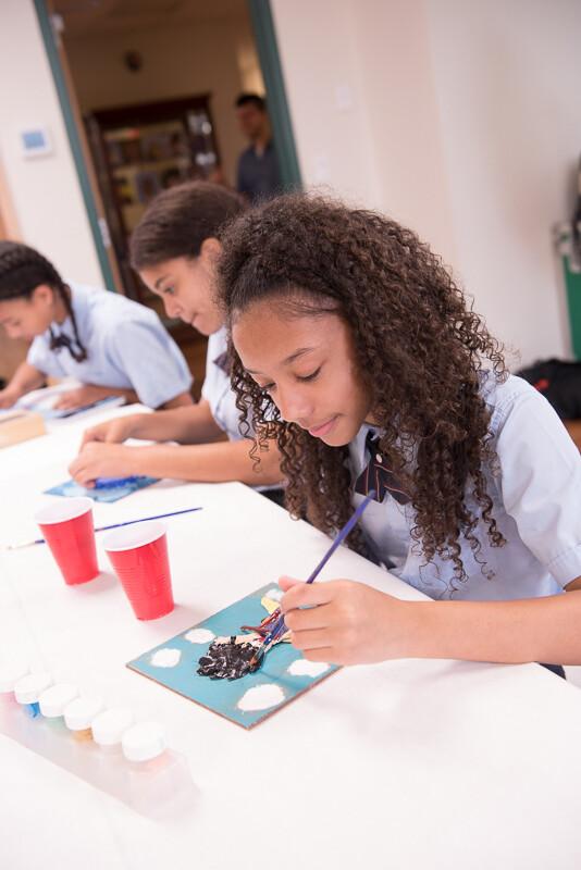 Art and Social for Girls
