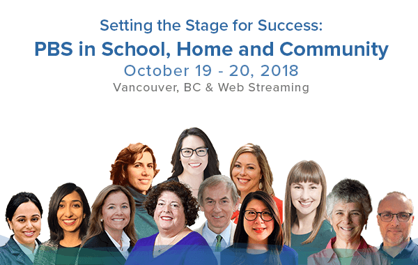 Setting the Stage for Success: Positive Behaviour Support in School, Home and Community