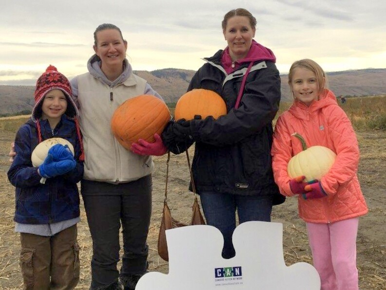 Canucks Autism Network: Family Halloween Harvest (Kamloops)
