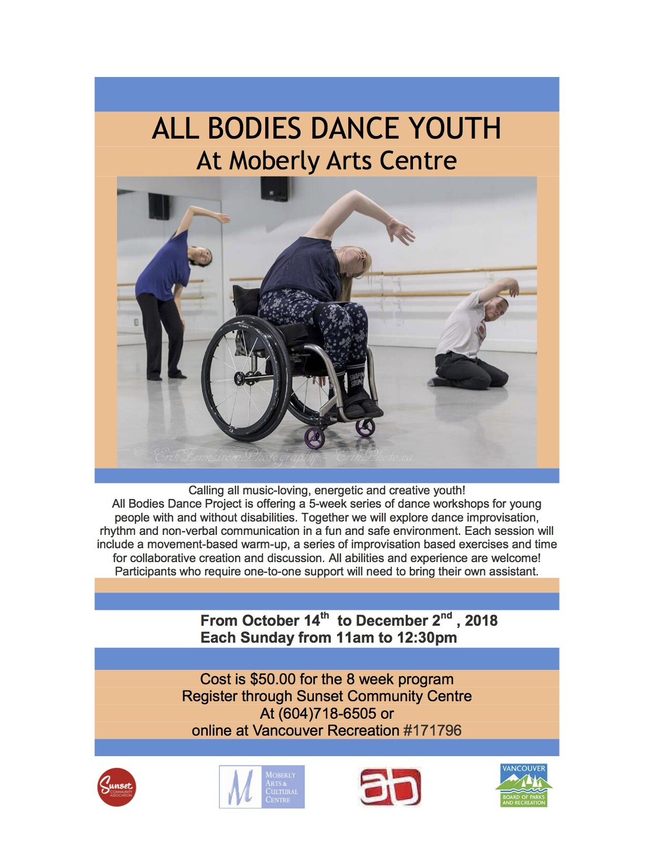 All Bodies Dance Project Youth Class