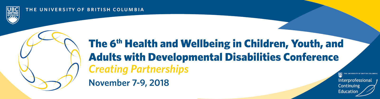 2018 Health and Wellbeing in Children, Youth, and Adults with Developmental Disabilities