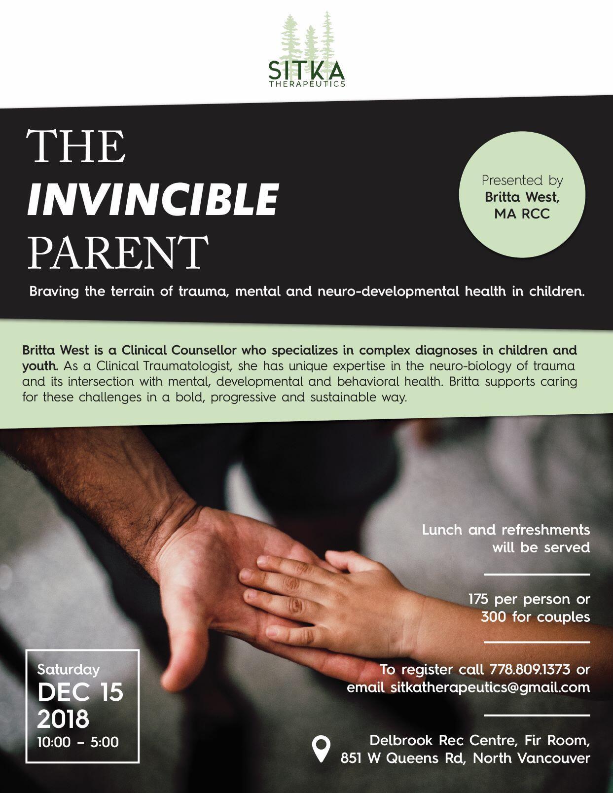 THE INVINCIBLE PARENT