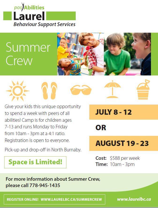 Summer Crew