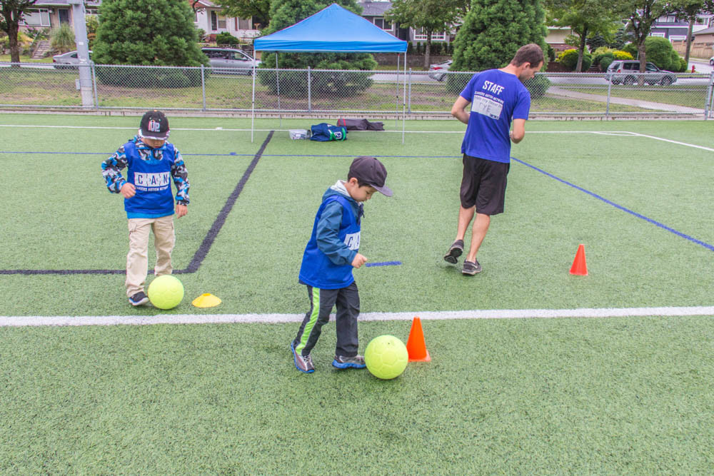 Kamloops Soccer Try-It Day (4-18yrs)