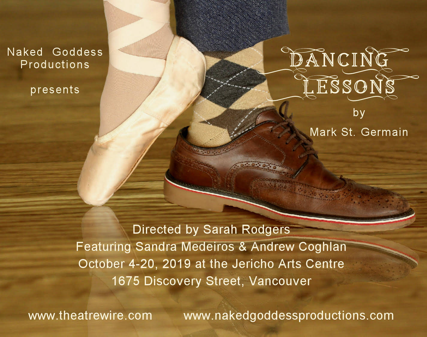 """""""Dancing Lessons"""" Play - A Relaxed Performance"""