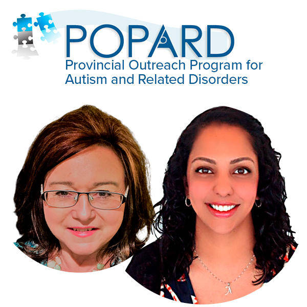 POPARD's Introduction to Behavior and Mental Health – for Families with Children with ASD