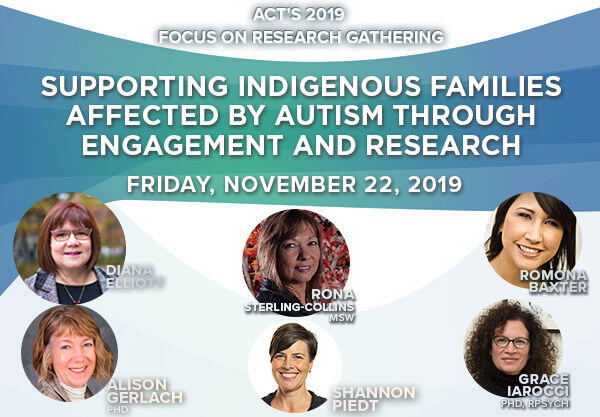 Supporting Indigenous Families Affected by Autism through Engagement and Research