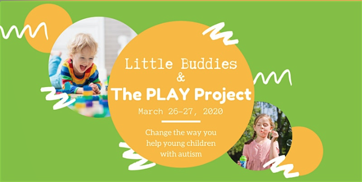 Little Buddies Presents: The PLAY Project's Autism Intensive Workshop