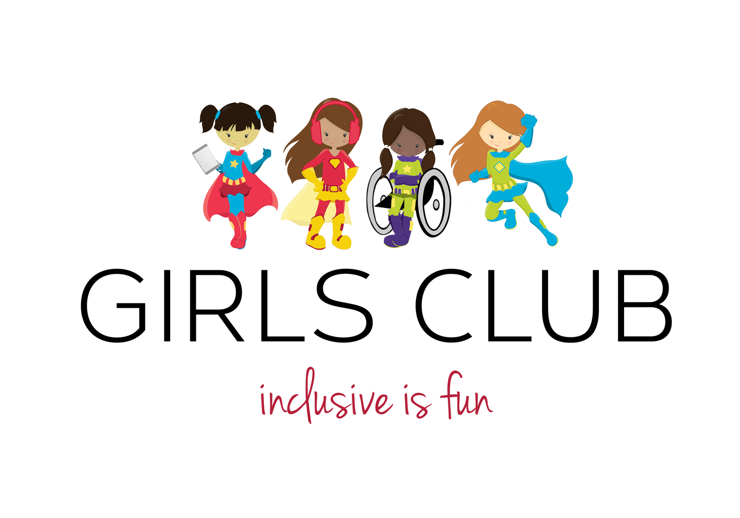 GIRLS CLUB Monthly Zoom Parties