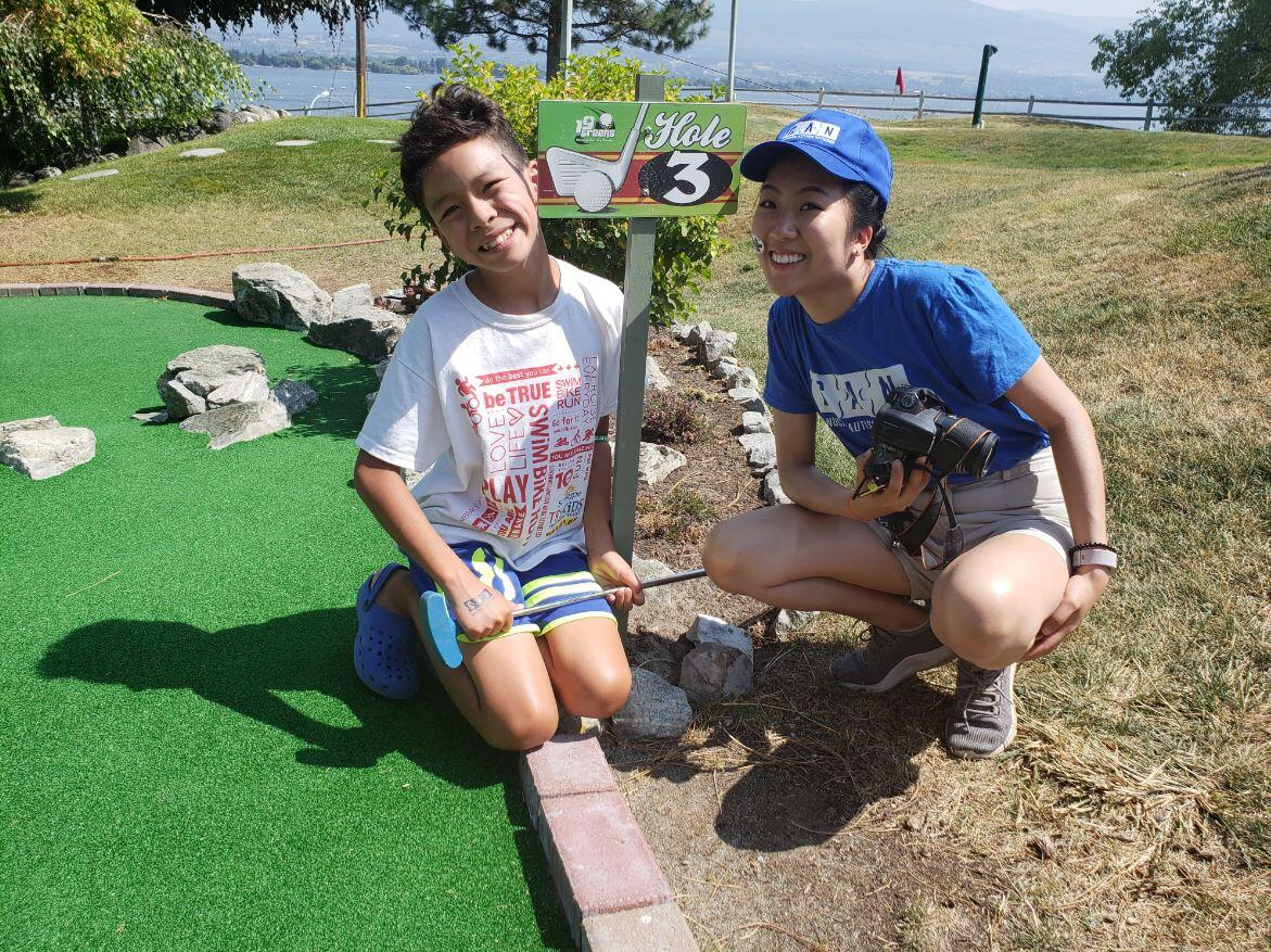 CAN Family Mini Golf