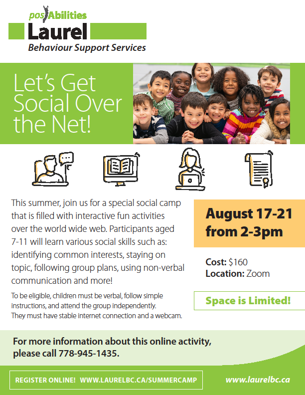 Let's Get Social Over the Net!