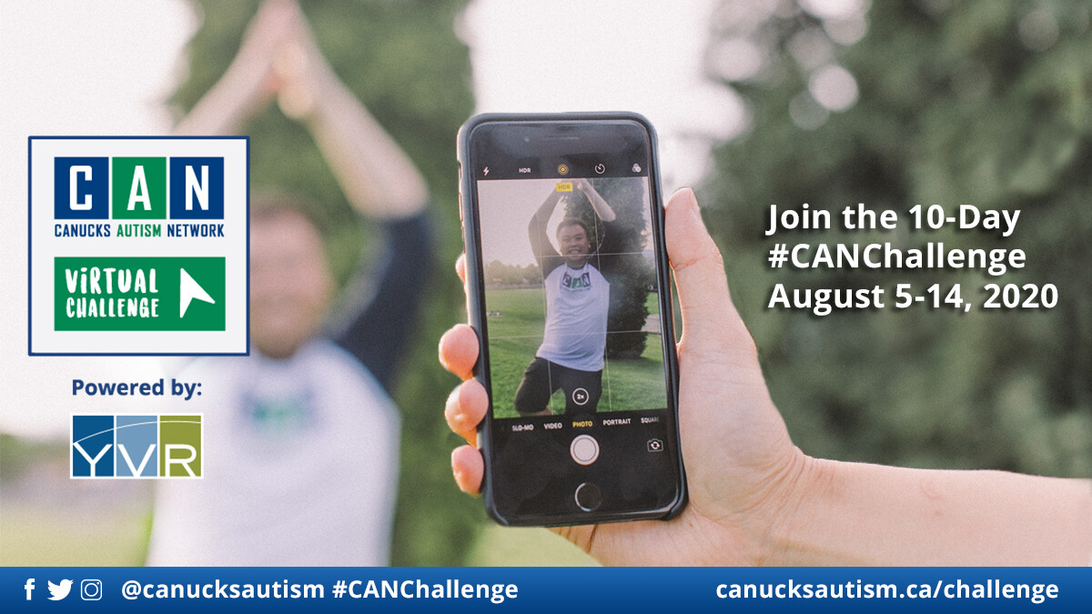 CAN Virtual Challenge powered by YVR