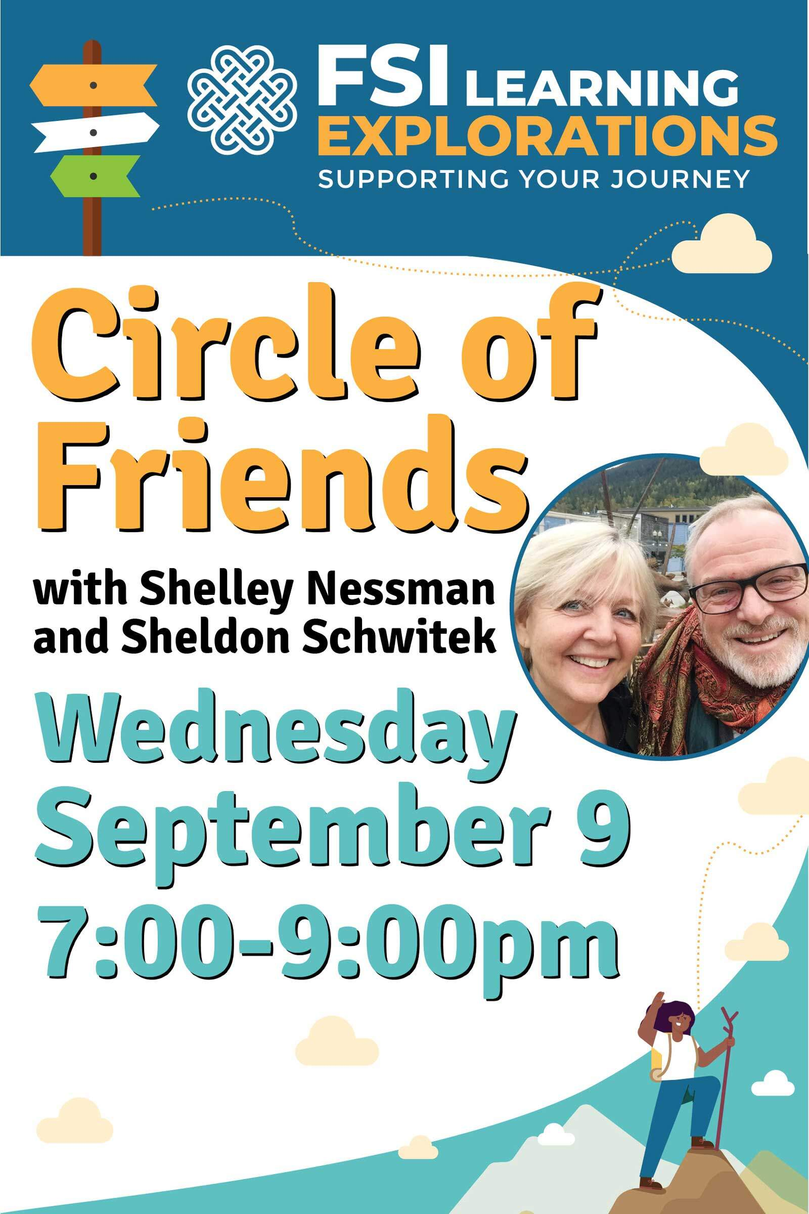 FSI Learning Explorations - Circle of Friends