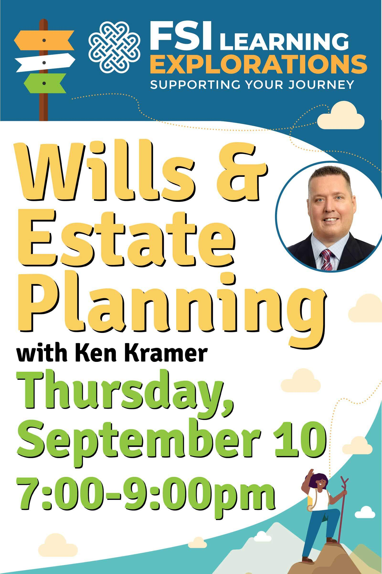 FSI Learning Explorations -Wills and Estate Planning