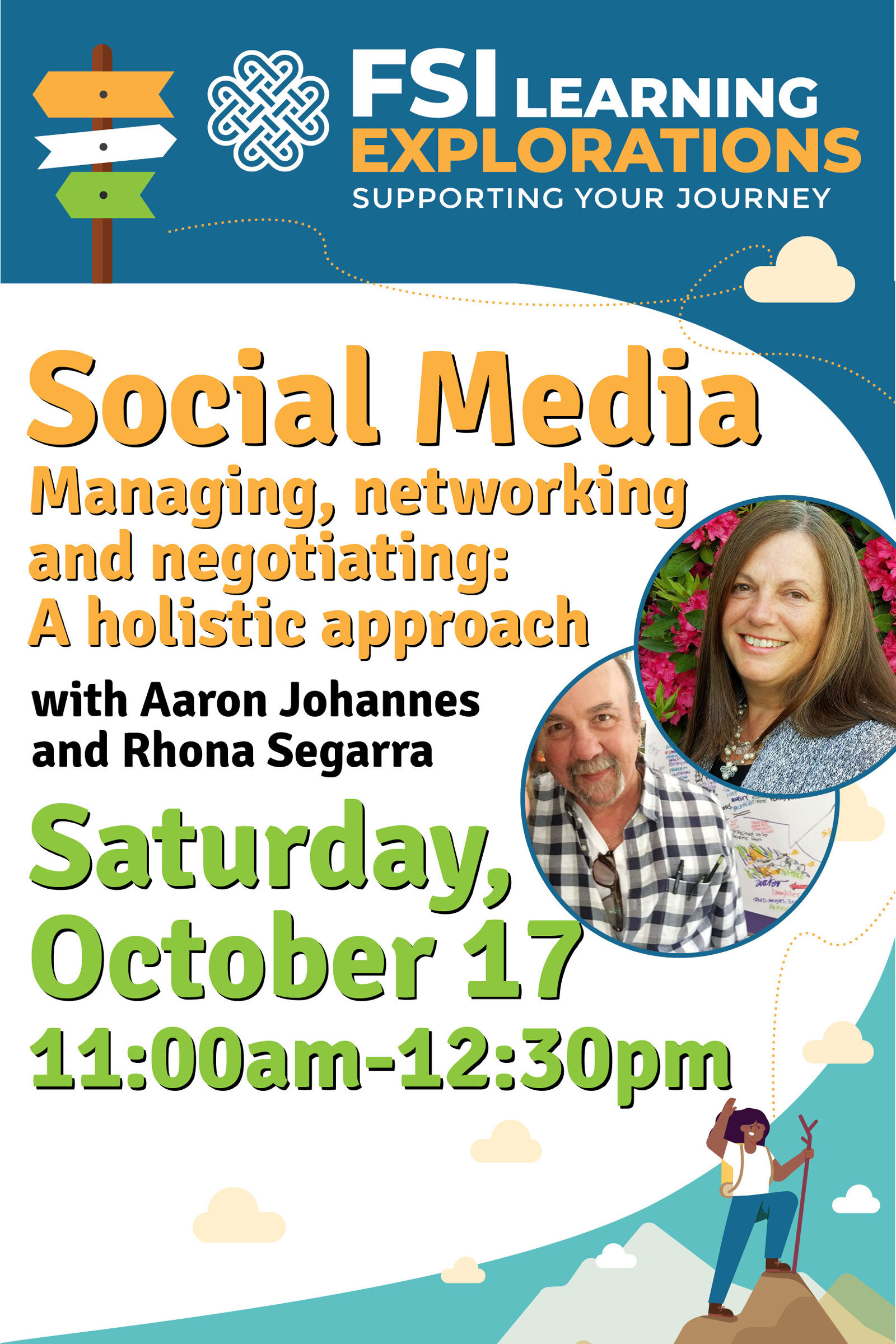 FSI Learning Explorations -Social Media - Managing, Networking & Negotiating: A Holistic Approach