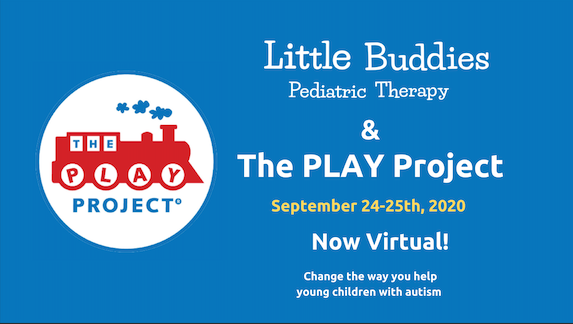 Little Buddies Presents: The PLAY Project's VIRTUAL Autism Intensive Workshop