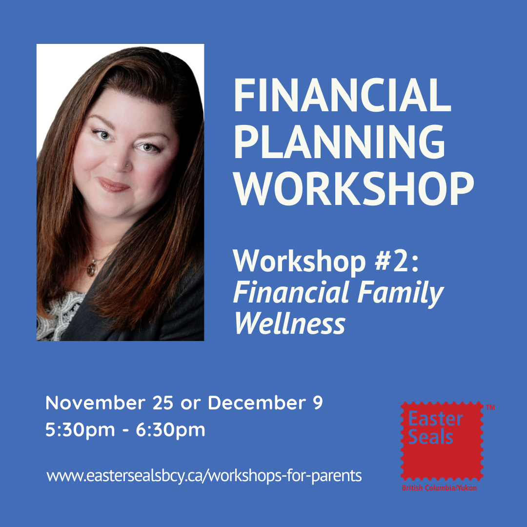 Learn Financial Family Wellness with Financial Planner Denise Levine