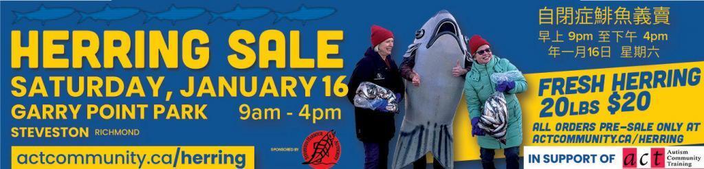 Herring Sale, January 16, 2021