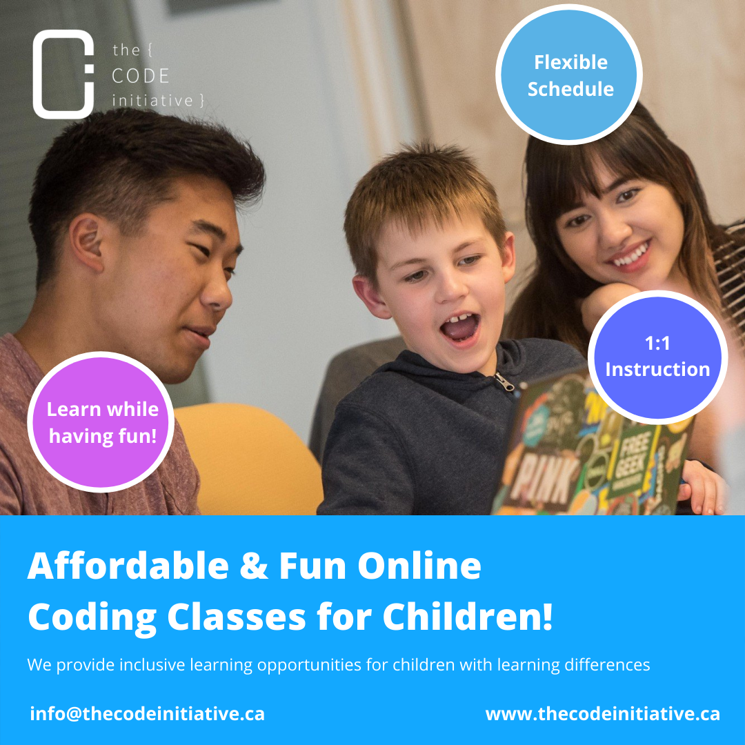 1 on 1 Coding Classes for Children