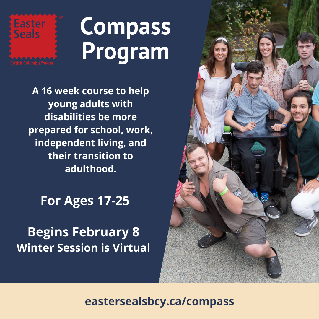 Navigate The Transition to Adulthood - Easter Seals Compass Program