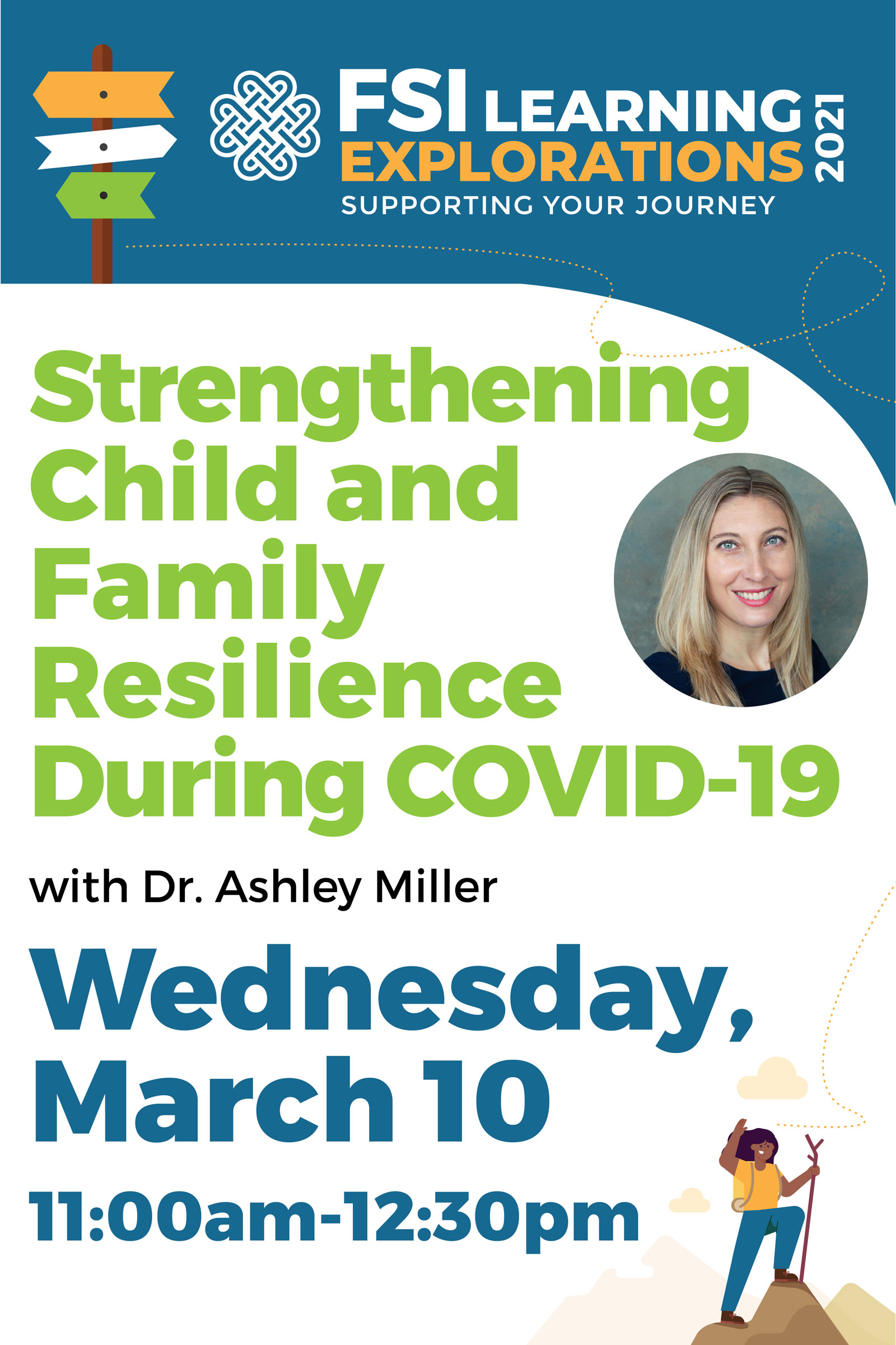 FSI Learning Explorations - Strengthening Child and Family Resilience During COVID-19