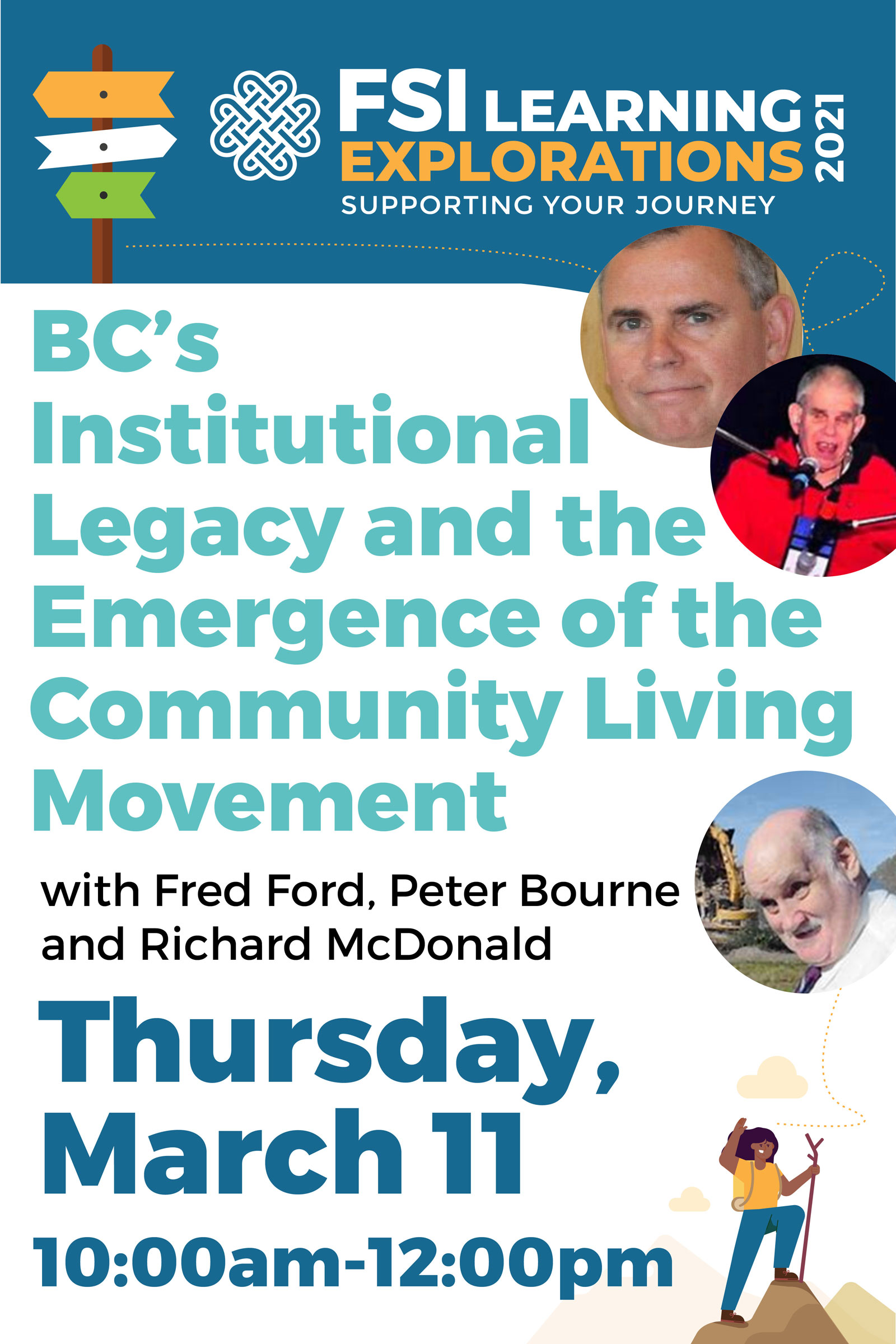 FSI Learning Explorations - BC's Institutional Legacy and the Emergence of the Community Living Movement