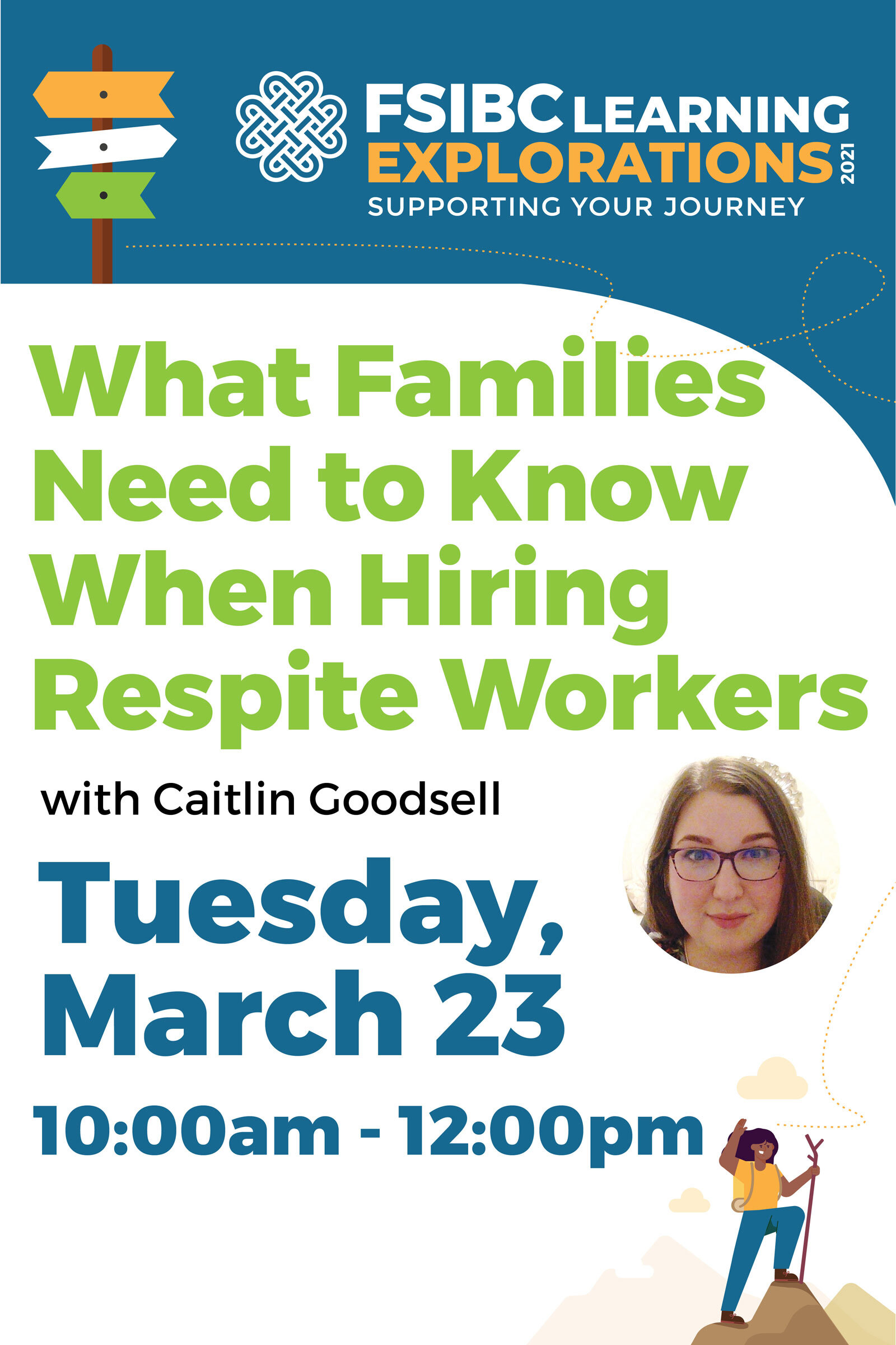 FSI Learning Explorations - What Families Need to Know When Hiring Respite Workers