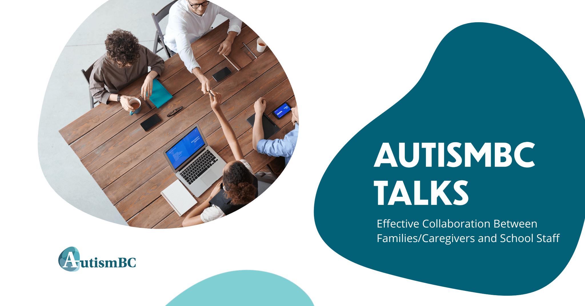 AutismBC Talks: Effective Strategies for Collaboration