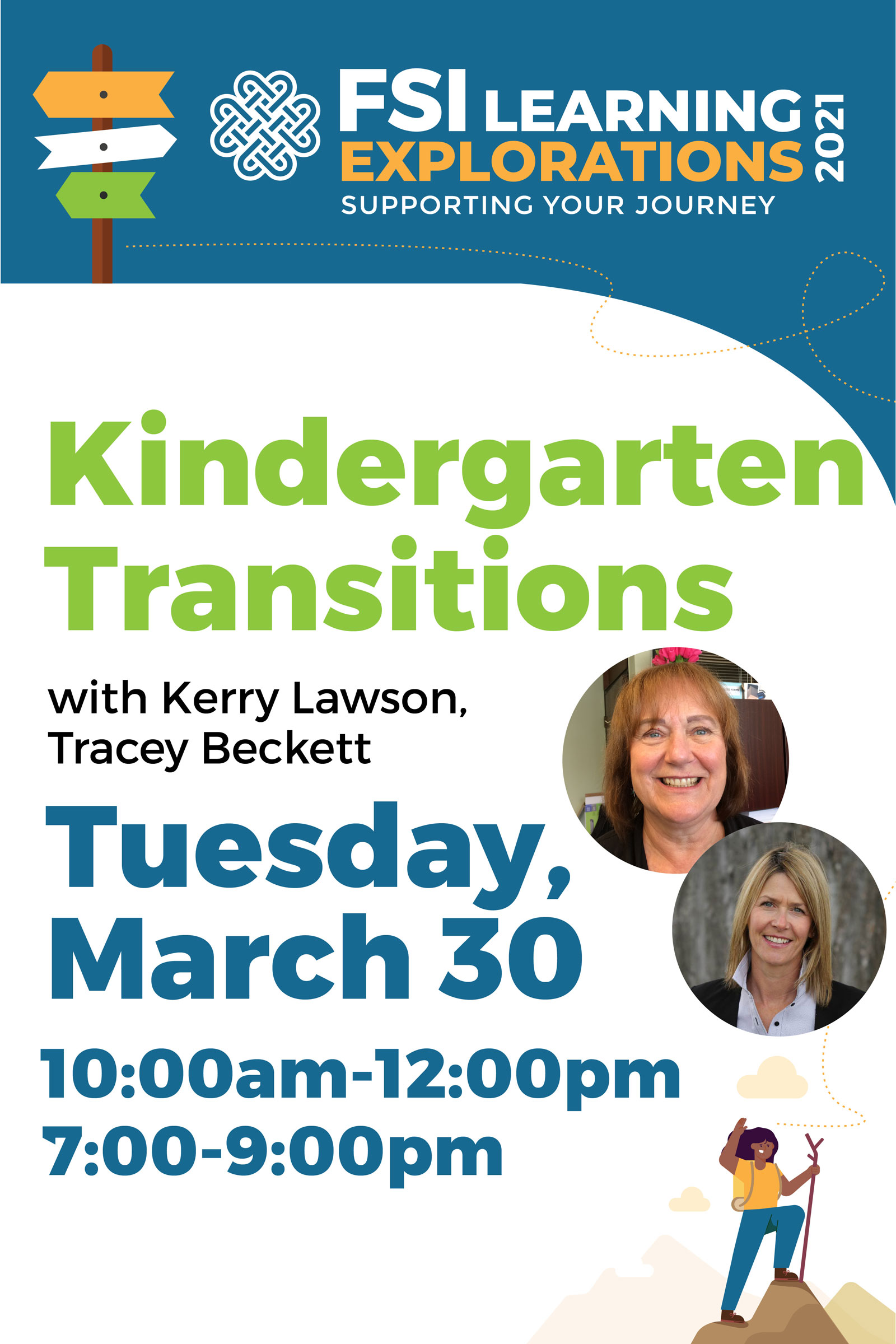 FSIBC Learning Explorations - Kindergarten Transitions
