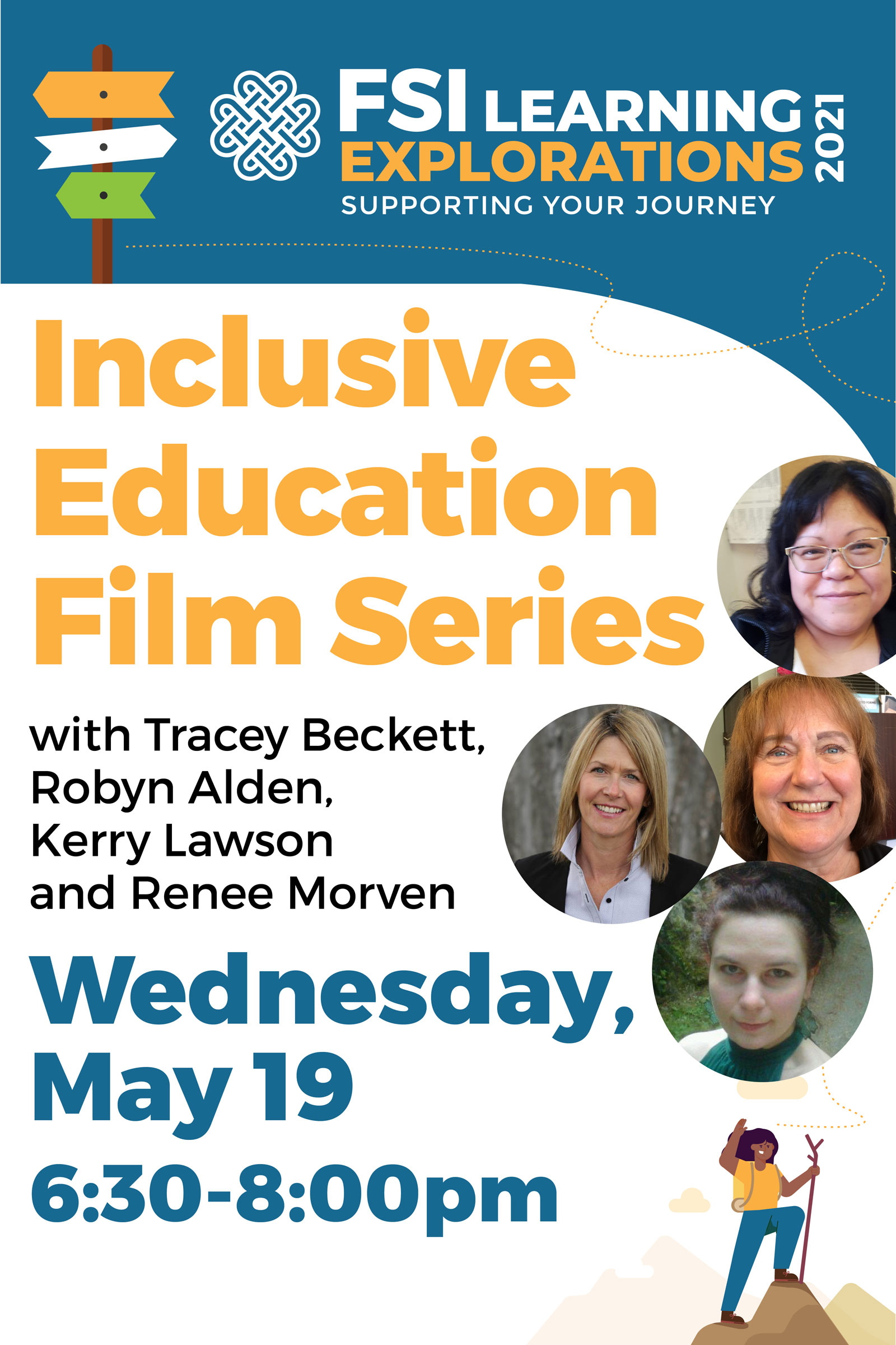 FSI Learning Explorations - Inclusive Education Film Series