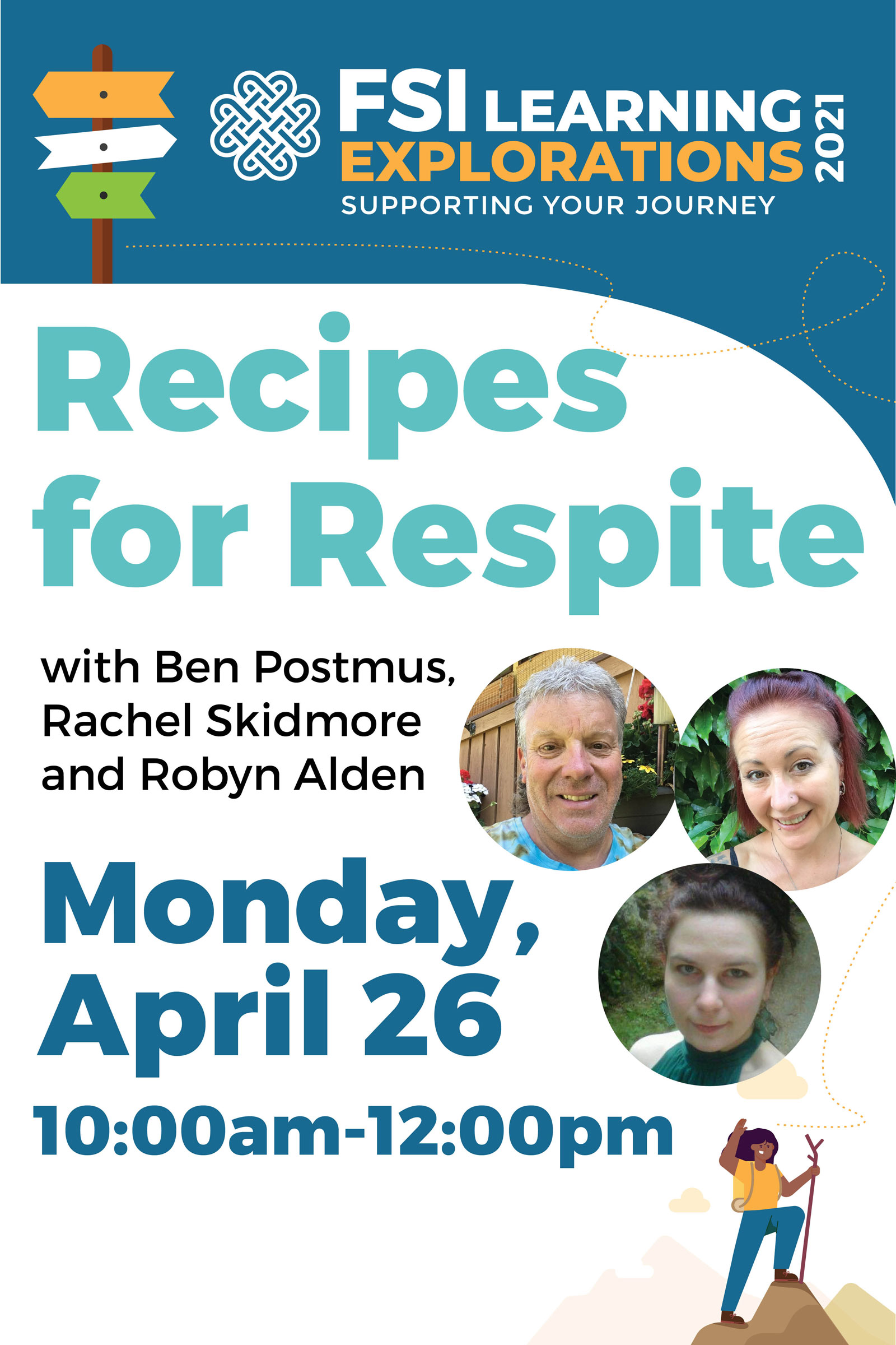 FSI Learning Explorations - Recipes for Respite (AM workshop)