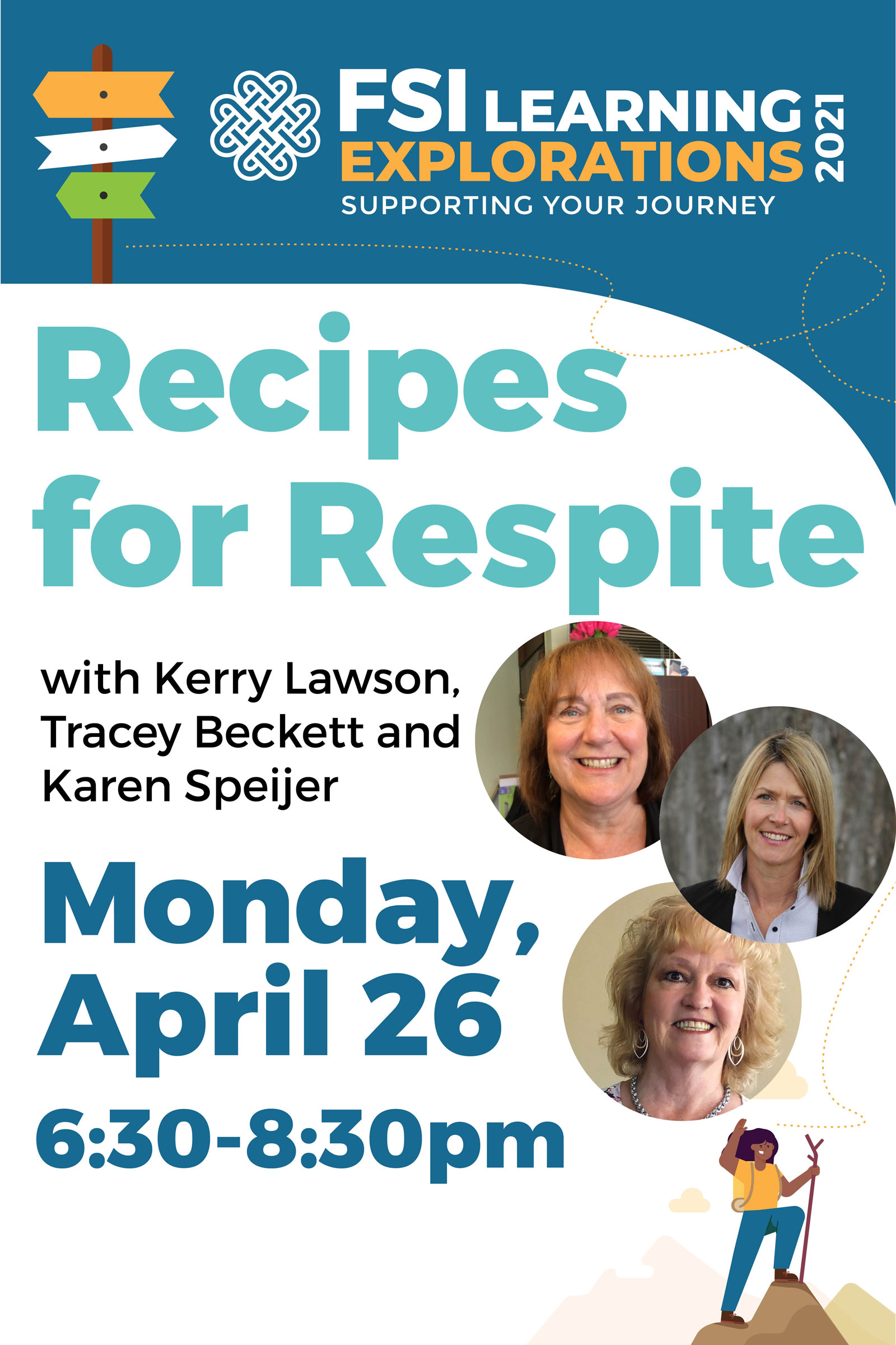 FSI Learning Explorations - Recipes for Respite (PM workshop)