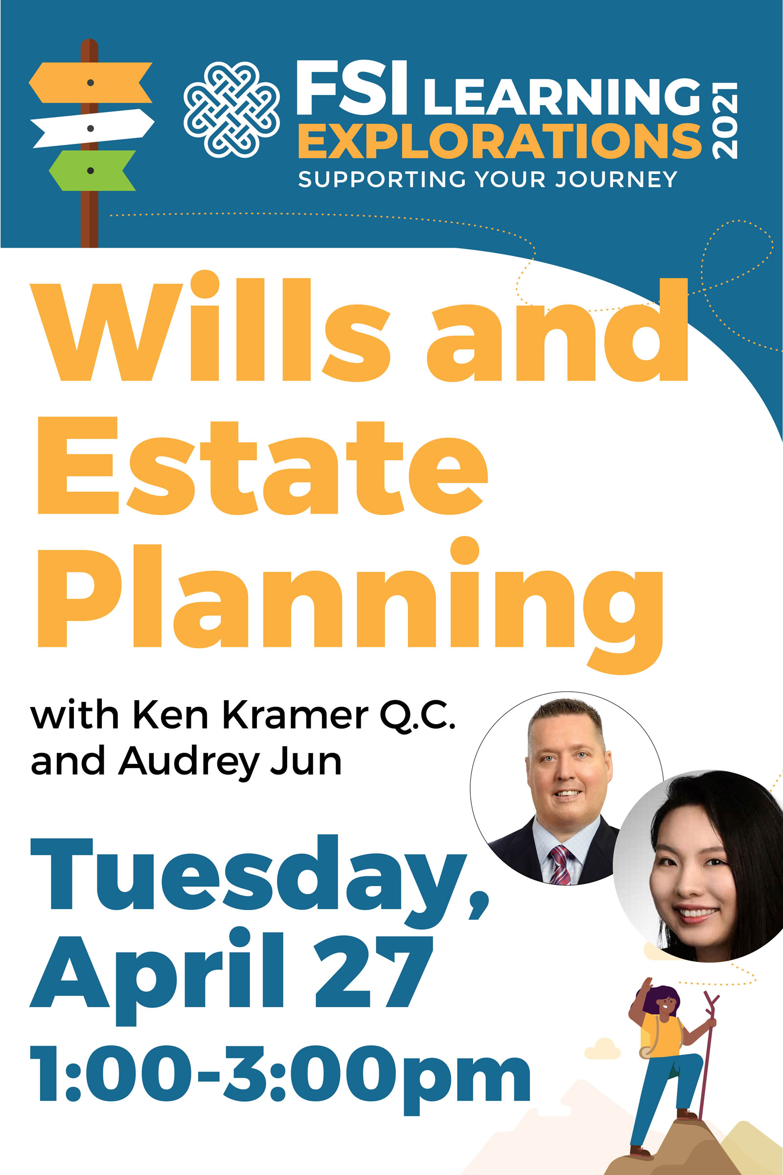 FSI Learning Explorations - Wills and Estate Planning