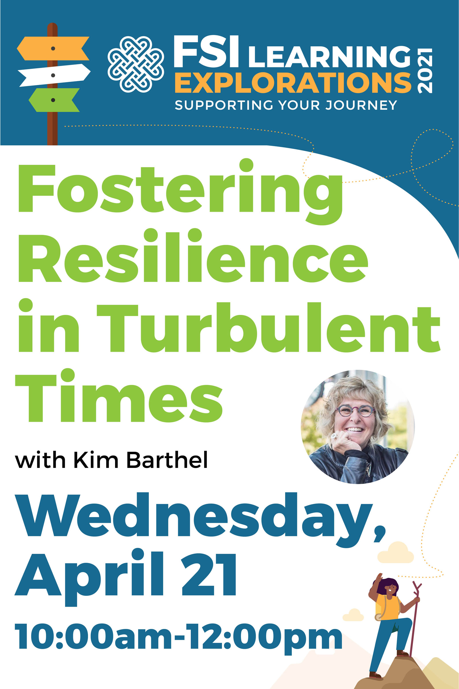 FSI Learning Explorations - Fostering Reslience in Turbulent Times