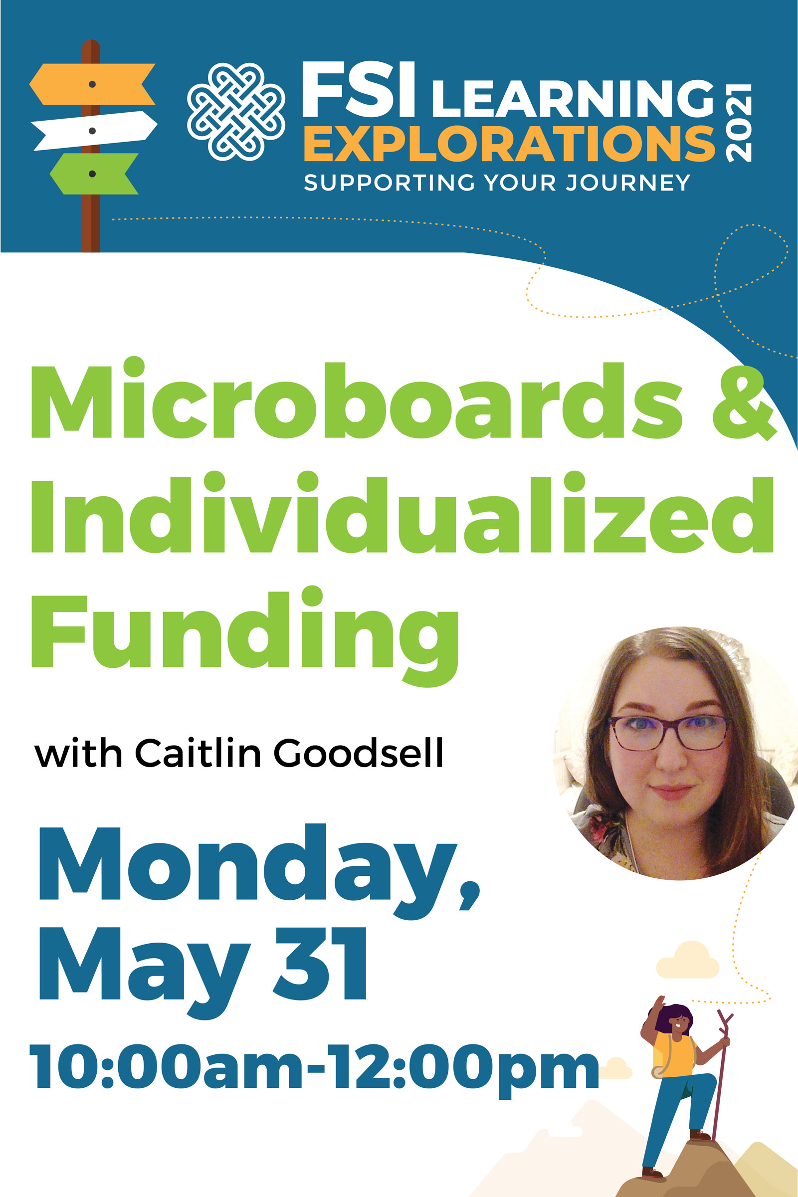 FSI Learning Explorations - Microboards and Individualized Funding