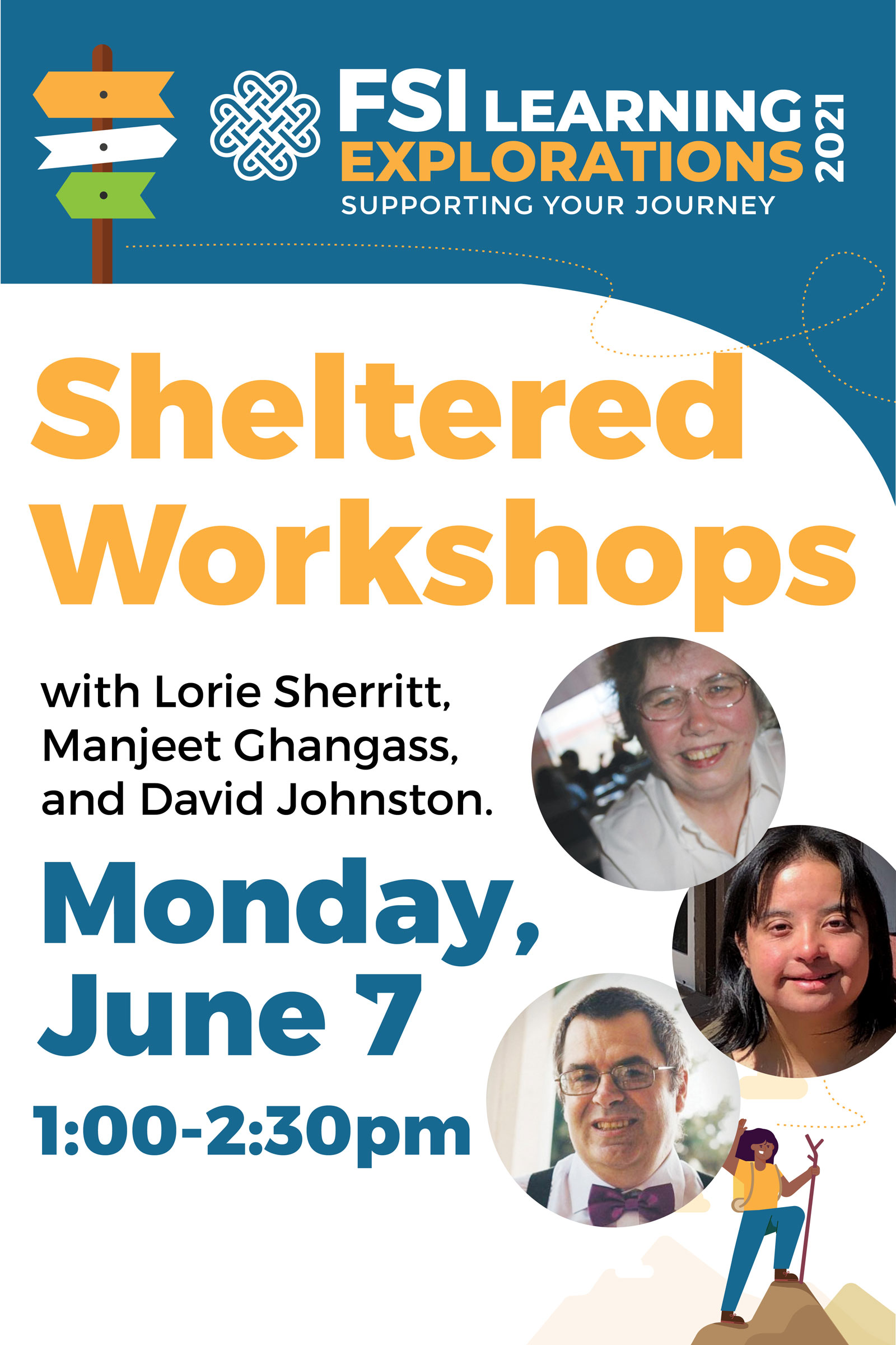 FSI Learning Explorations - Sheltered Workshops