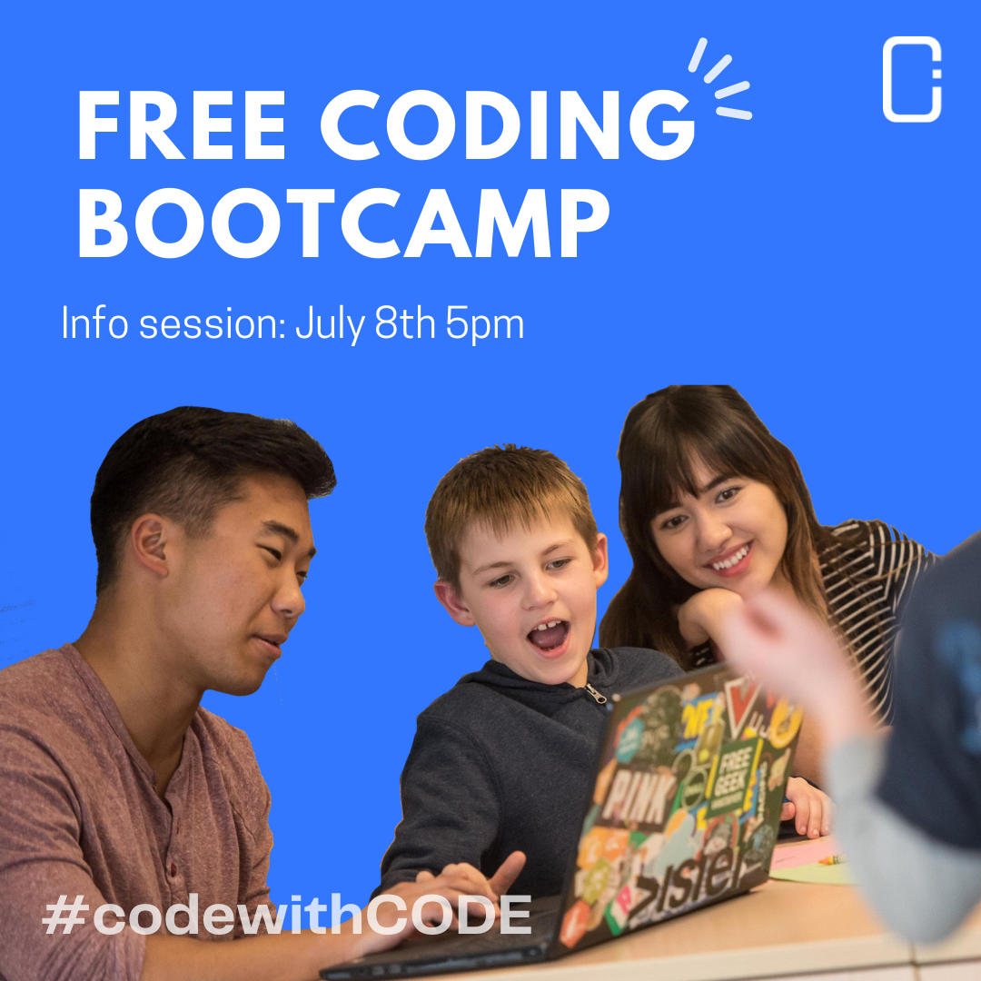 Free Summer Coding Classes for Youth - Info Session